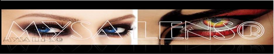 24b2e96dfa3b0d Mysa Lens® Lentilles De Contact De Couleur Fantaisie Miel I-327 ...